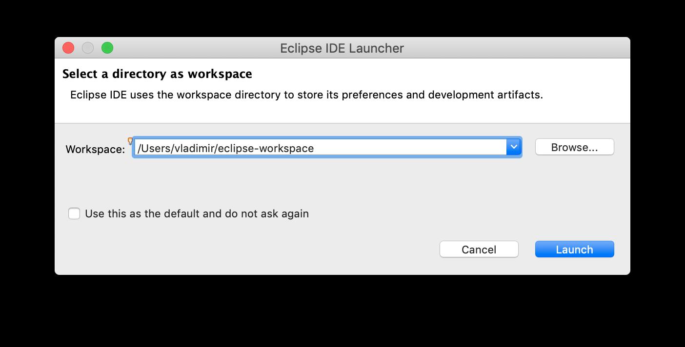 Configuring Eclipse